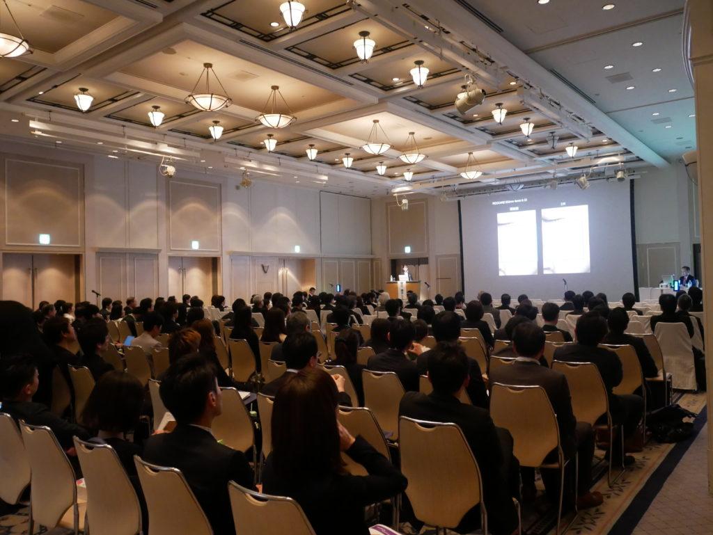 日本形成外科学会総会ランチョンセミナーで朝日医師が講演いたしました